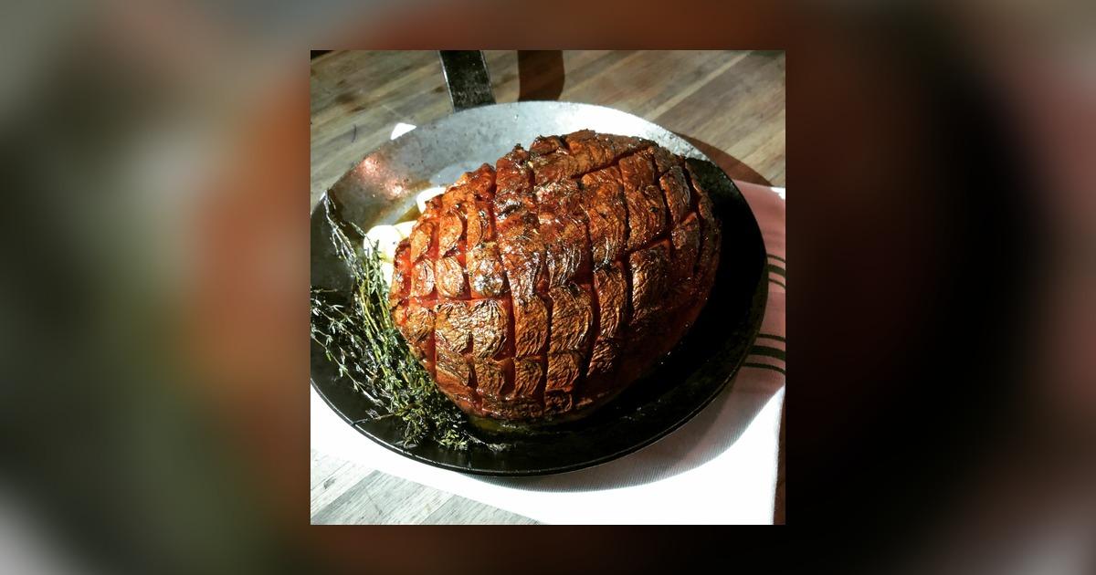 2GO Summer Breakfast - Watermelon Ham is a Vegan Alternative