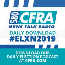 Cfra S Daily Download Elxn19 580 Cfra Omny Fm