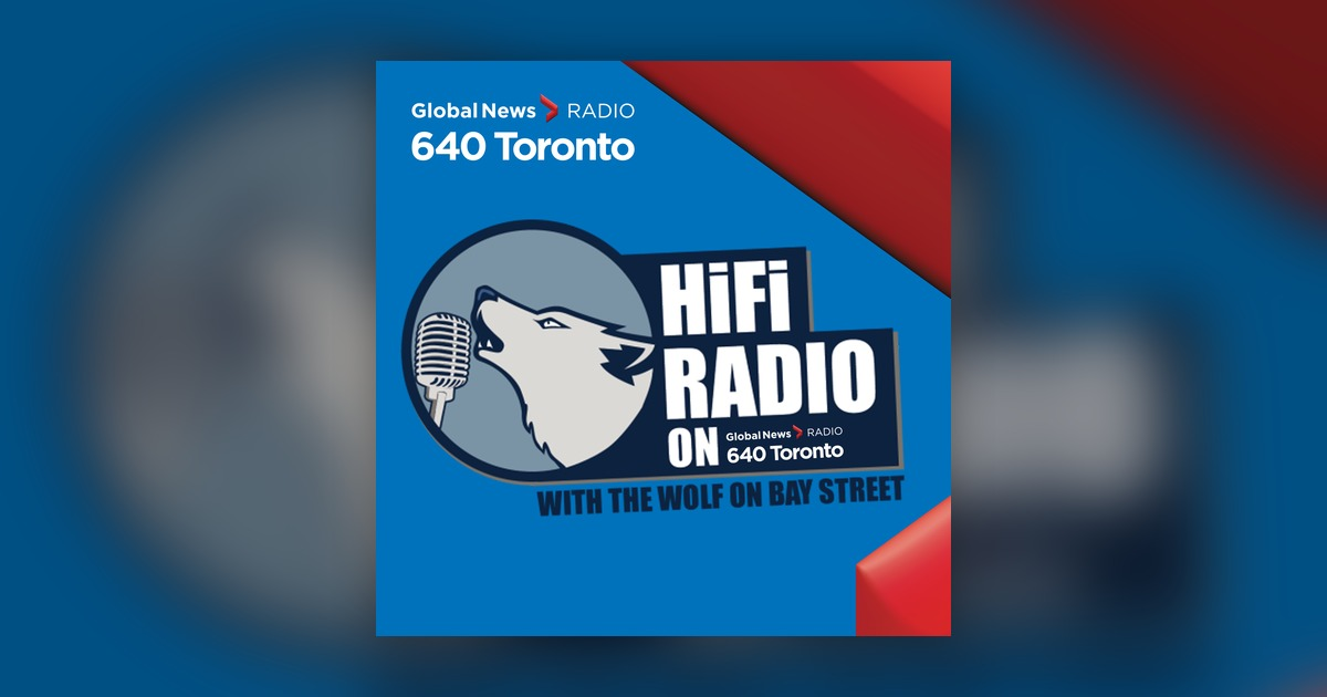 HiFi Radio With The Wolf On Bay Street Wolfgang Klein