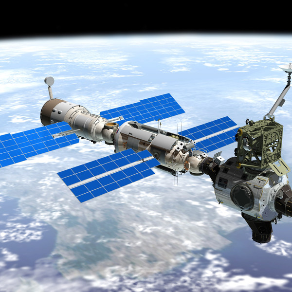 Chinas Out Of Control Space Station Alberta Morning News Omny