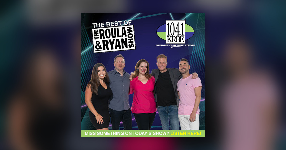8 am: Roula & Ryan go head to head in this new game, Former