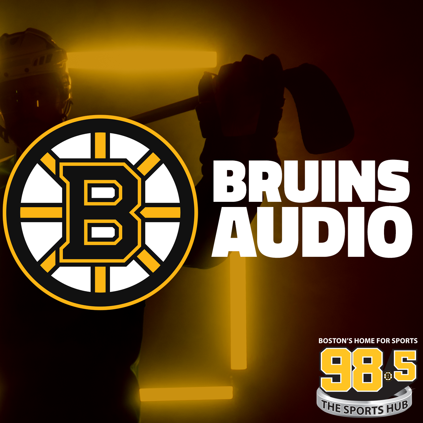 Bob Beers sits down with Bruins coach Bruce Cassidy ahead of B's-Caps at the Garden - Bruins On 98.5 The Sports Hub - Omny.fm