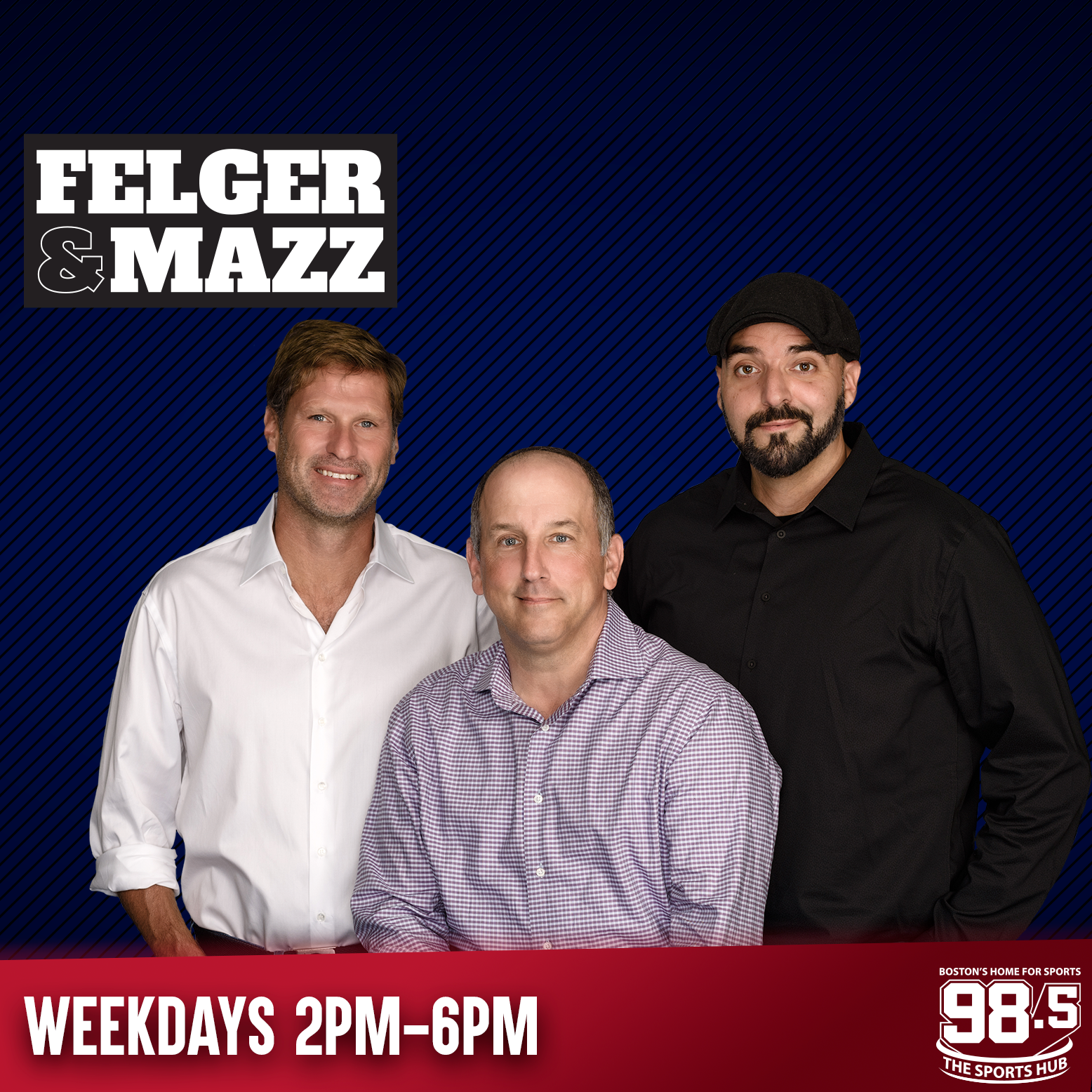 Felger & Mazz: Bedard on the Patriots Wide Receivers and 10 Questions (Hour 2)