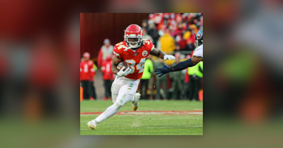Super Bowl 2020: Darwin Thompson's NFL journey provides ...
