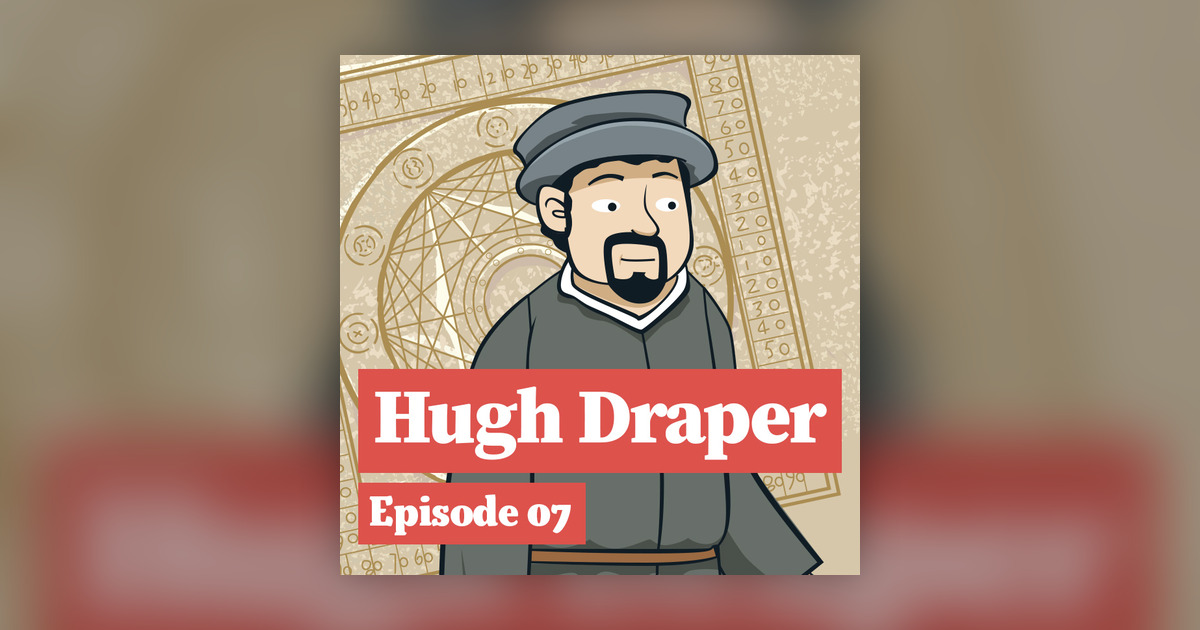 Hugh Draper: Magic at the Tower of London - Fun Kids - Omny fm