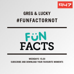 Funfactornot The Greg And Lucky Show Omny Fm