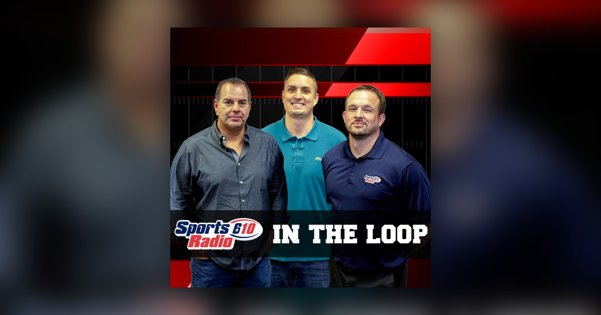 Locker Room 11/30: Sexy Ass Baker Mayfield, Beer Floats, Mad Radio Stealing  And More - In The Loop - Omny.fm