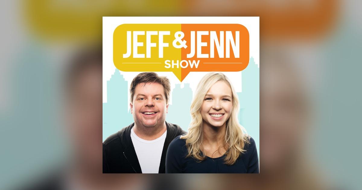 Brynn Elliott Co-Hosts The Jeff & Jenn Show - The Jenn