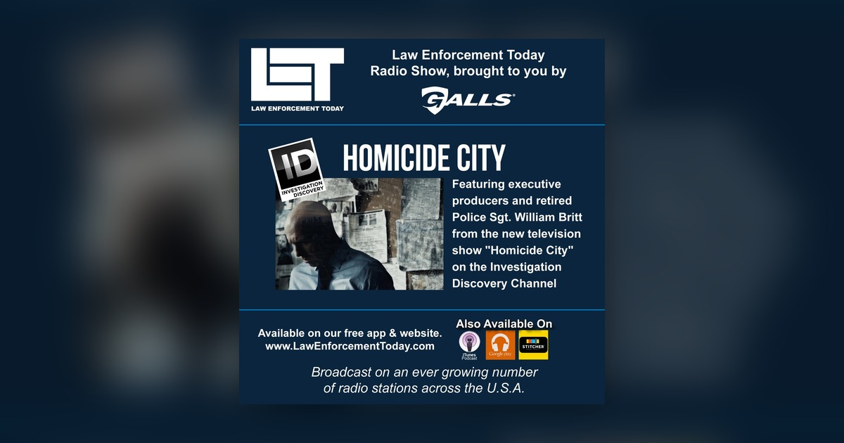 Homicide City The Series On Investigation Discovery Channel Law Enforcement Today Omny Fm