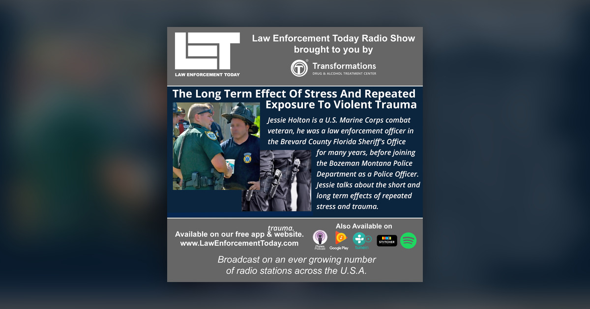 The Long Term Effect Of Stress And Repeated Violent Trauma