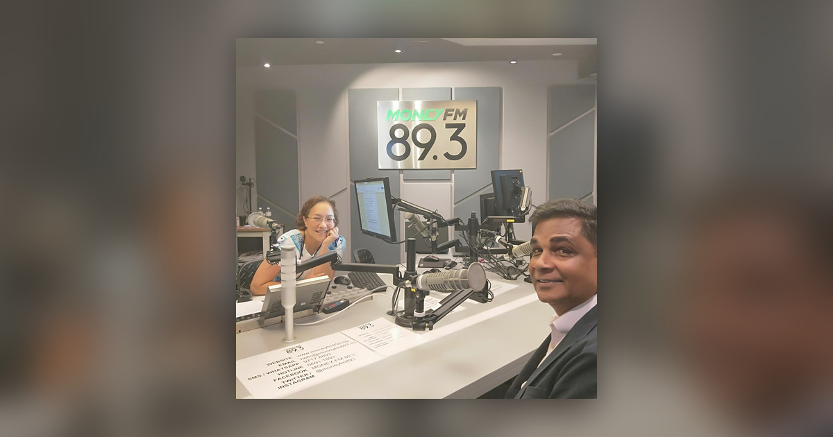 ACCA Singapore on AI in accounting - MONEY FM 89 3 - Omny fm