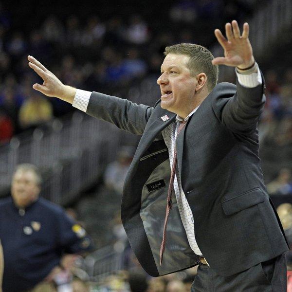 texas tech basketball coach