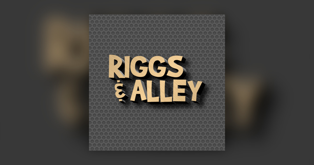 Alley Two Towns Are Fighting Over Us Riggs Alley Omny Fm