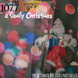 2GO Family Christmas - Sarah and Paddy - Omny fm