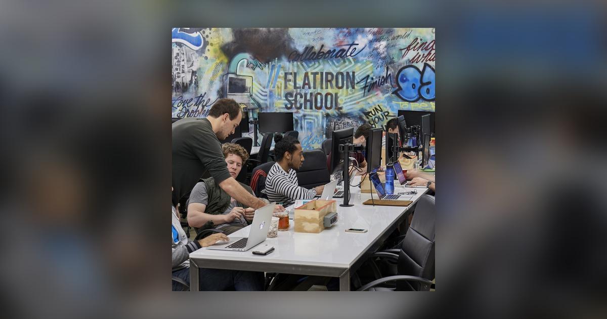 The Flatiron School Prepares Amazon Workforce in Queens
