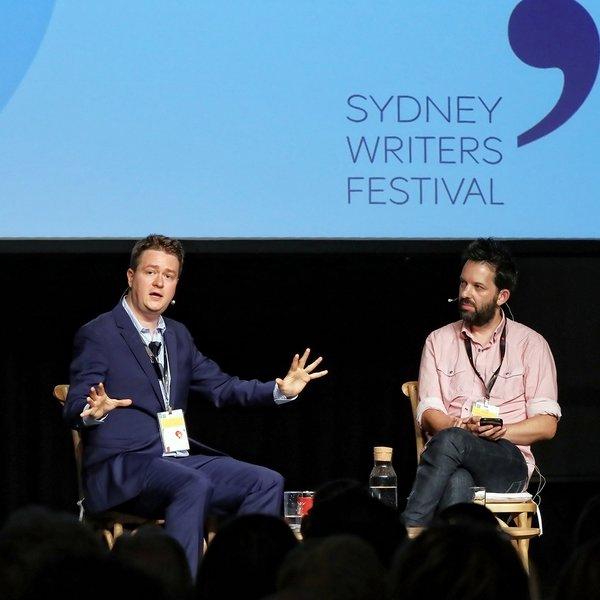 Johann Hari: Lost Connections - Sydney Writers' Festival