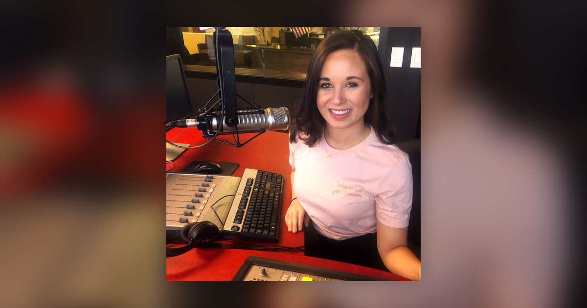 Taylor Kinnerup, Ktar News Reporter And Anchor - The Chad -8243