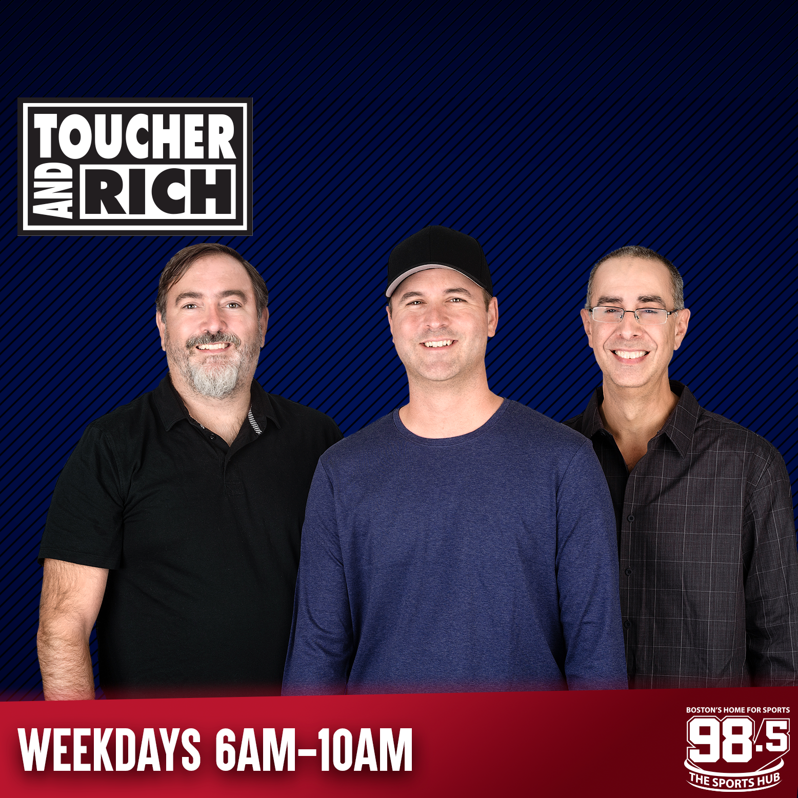 Toucher & Rich: Billy Jaffe, Marcus Smart & The Stack (Hour 4)