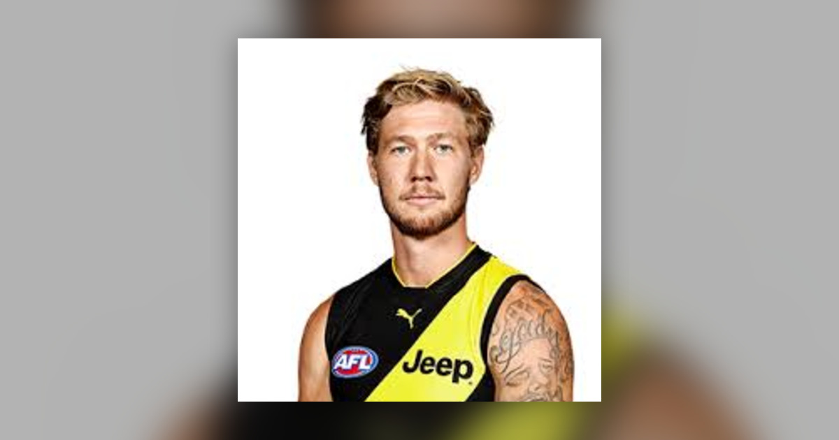 NATHAN BROAD - AFL RICHMOND FC - Matman Breakfast Show