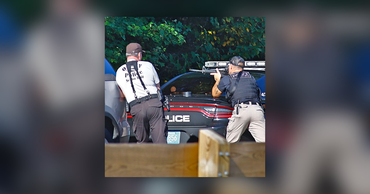 SCANNER: Scituate Police engage in standoff - From the
