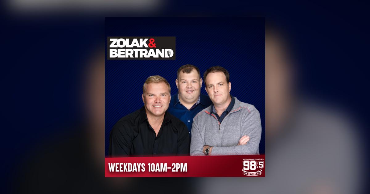Zolak & Bertrand: Antonio Brown to the Pats, Brady's Father